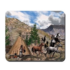 Indian Blessings Mousepad