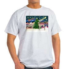 Xmas Magic & Sloughi T-Shirt