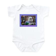 Carousel Horse Infant Bodysuit