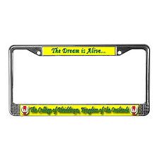 Blaiddwyn License Plate Frame