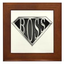 SuperBoss(metal) Framed Tile