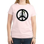 Peace & Doves Women's Light T-Shirt