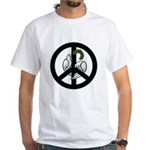 Peace & Doves White T-Shirt