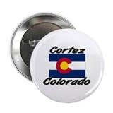 Cortez Colorado Button
