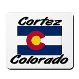 Cortez Colorado Mousepad