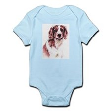 Welsh Springer Spaniel Infant Creeper