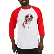 Welsh Springer Spaniel Baseball Jersey