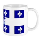 Jumble of Fleur de Lis Small Mugs