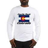 Castle Rock Colorado Long Sleeve T-Shirt