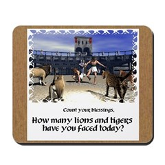 The Coliseum - Mousepad