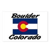 Boulder Colorado Postcards (Package of 8)