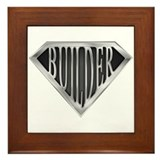 SuperBuilder(metal) Framed Tile