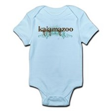 Kalamazoo Michigan Infant Bodysuit