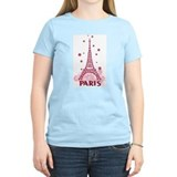 Flower Eiffel 05 T-Shirt