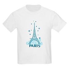 Flower Eiffel 06 T-Shirt