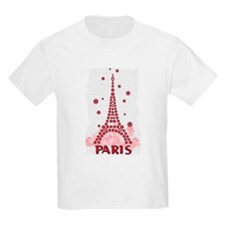 Flower Eiffel 10 T-Shirt