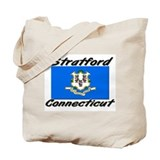 Stratford Connecticut Tote Bag