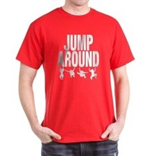 Jump Around T-Shirt