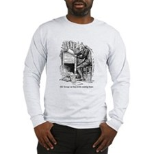 Old Scrooge Long Sleeve T-Shirt