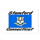 Stamford Connecticut Postcards (Package of 8)