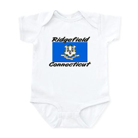 Ridgefield Connecticut Infant Bodysuit