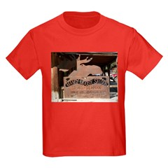 Mangy Moose Kids Dark T-Shirt