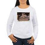 Mangy Moose Women's Long Sleeve T-Shirt