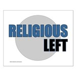 Religious Left II Small Poster
