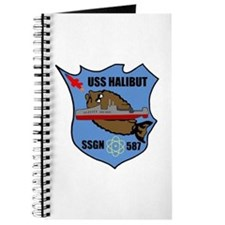 USS Halibut (SSGN 587) Journal