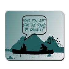 Funny Deliverance Mousepad