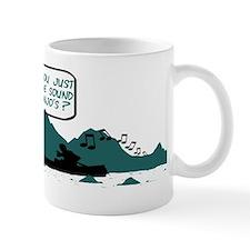 Funny Deliverance Small Mug