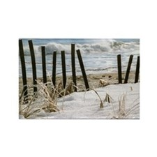 Old Orchard Beach Maine Rectangle Magnet