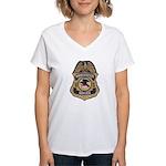 Immigration Service Women's V-Neck T-Shirt