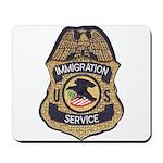 Immigration Service Mousepad