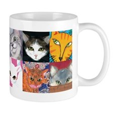 Foreclosure Cats Mug