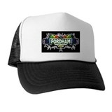 fordham (Black)  Trucker Hat