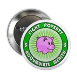 "Fight Poverty 2.25"" Button (10 pack)"
