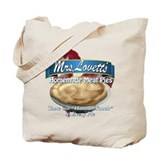 meat pie Tote Bag