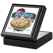 meat pie Keepsake Box