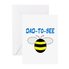DAD-TO-BEE Greeting Cards (Pk of 20)