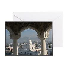 Anandpur Sahib Greeting Card