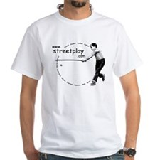"""""""Stickball Kid"""" t-shirt"""