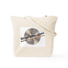 Funny Handball Tote Bag