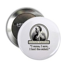 Funny Julius Caesar Salad Button