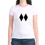 Double Diamond Ski T
