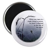 Web of Life Magnet