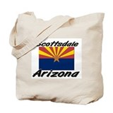 Scottsdale Arizona Tote Bag