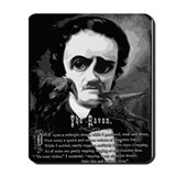 The Raven Mousepad