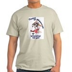 NH Center Of Attention Great Dane Ash Grey T