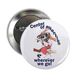 NH Center Of Attention Great Dane Button